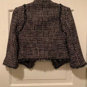 Bebe tweed jacket